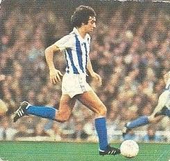 Liga 82-83. Diego (Real Sociedad). Ediciones Este.