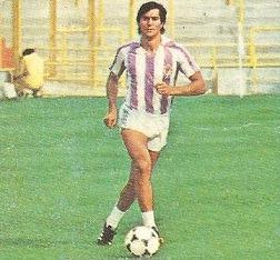 Liga 82-83. Fichaje Nº 26 Díez (Real Valladolid). Ediciones Este.