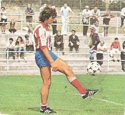 Liga 82-83. Pereda (Real Sporting de Gijón). Ediciones Este.