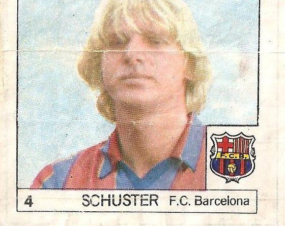 Super Cromos Los Mejores del Mundo (1981). Chicle Fútbol Boomer.