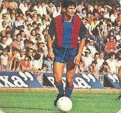 Liga 82-83. Urbano (FC Barcelona). Ediciones Este.