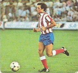 Liga 82-83. Marian (At. Madrid). Ediciones Este.