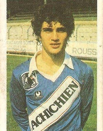Eurocopa 1984. Ferreri (Francia) Editorial Fans Colección.