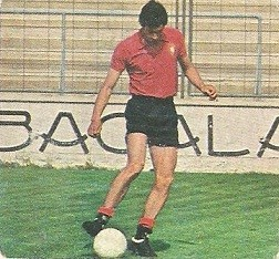 Liga 82-83. Goñi (Club Atlético Osasuna). Ediciones Este.