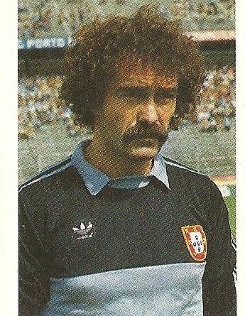 Eurocopa 1984. Bento (Portugal) Editorial Fans Colección.