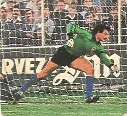 Liga 82-83. Manzanedo (Valencia C.F.). Ediciones Este.