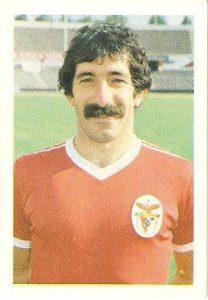 Eurocopa 1984. Chalana (Portugal) Editorial Fans Colección.