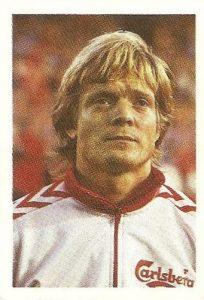 Eurocopa 1984. Lerby (Dinamarca) Editorial Fans Colección.