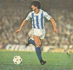 Liga 82-83. Bakero (Real Sociedad). Ediciones Este.