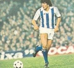 Liga 82-83. Celayeta (Real Sociedad). Ediciones Este.