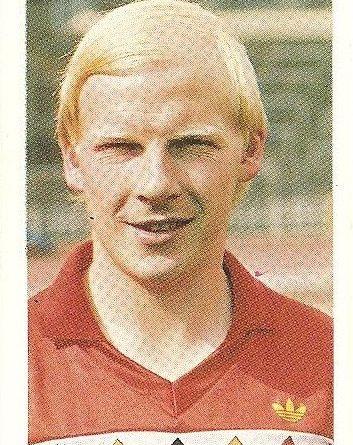 Eurocopa 1984. Voordeckers (Bélgica) Editorial Fans Colección.