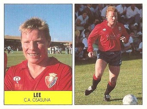 Liga 87-88. Lee (Club Atlético Osasuna). Ediciones Festival.