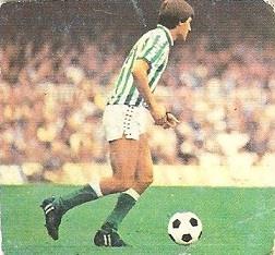 Liga 82-83. Casado (Real Betis). Ediciones Este.