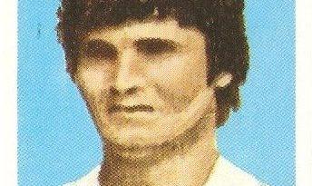 Eurocopa 1984. Andone (Rumanía) Editorial Fans Colección.