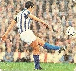 Liga 82-83. Gajate (Real Sociedad). Ediciones Este.