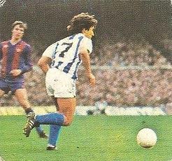 Liga 82-83. Uralde (Real Sociedad). Ediciones Este.