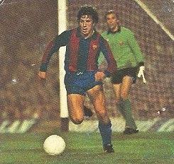 Liga 82-83. Víctor (F.C. Barcelona). Ediciones Este.