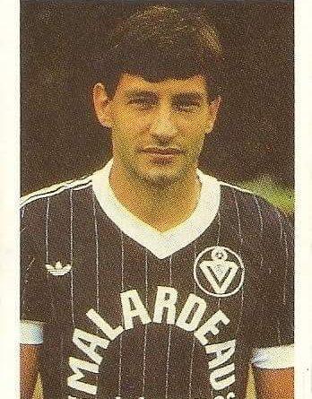 Eurocopa 1984. Soler (Francia) Editorial Fans Colección.