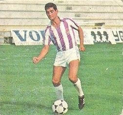 Liga 82-83. Duque (Coloca por Eutiquio) (Real Valladolid). Ediciones Este.