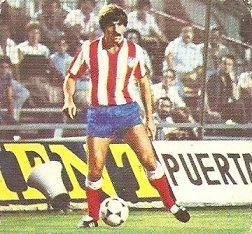Liga 82-83. Fichaje Nº 28 BIS Votava (At. Madrid). Ediciones Este.