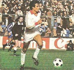 Liga 82-83. Ruda (Sevilla C.F.). Ediciones Este.