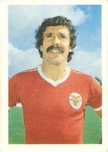 Eurocopa 1984. Humberto (Portugal). Editorial Fans Colección.