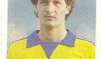 Eurocopa 1984. Rednic (Rumanía). Editorial Fans Colección.