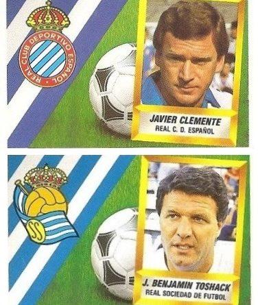 88-89. Clemente o Toshack. Ediciones Este.