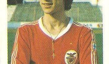 Eurocopa 1984. Jose Luis (Portugal). Editorial Fans Colección.