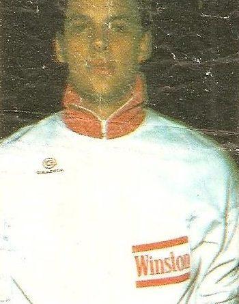 Liga Baloncesto 1985-1986. Trumbo (F.C. Barcelona). Chicle Gumtar.