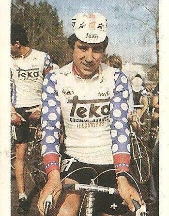 Trideporte 84. Faustino Cueli (Teka). Editorial Fher.