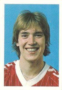 Eurocopa 1984. Brylle (Dinamarca). Editorial Fans Colección.