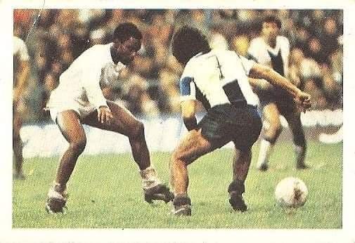 Liga 80-81. Cunningham (Real Madrid) Futbolistas en Acción Nº 31. Ediciones Este.
