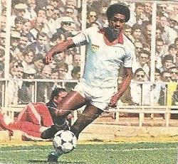 Liga 82-83. Pintinho (Sevilla C.F.). Ediciones Este.