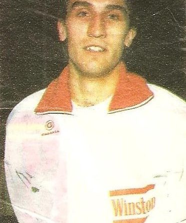 Liga Baloncesto 1985-1986. Epi (F.C. Barcelona). Chicle Gumtar.