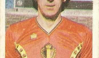 Eurocopa 1984. Meeuws (Bélgica) Editorial Fans Colección.