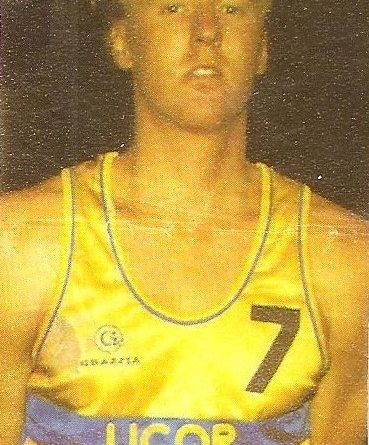 Liga Baloncesto 1985-1986. Dykema (Licor 43). Chicle Gumtar.