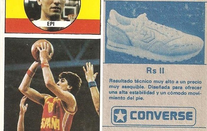 Baloncesto 1986-1987. Epi (España). Ediciones J. Merchante.
