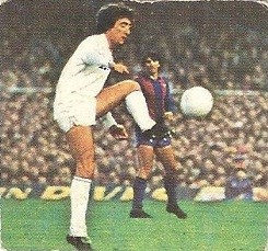 Liga 82-83. García Hernández (Real Madrid). Ediciones Este.