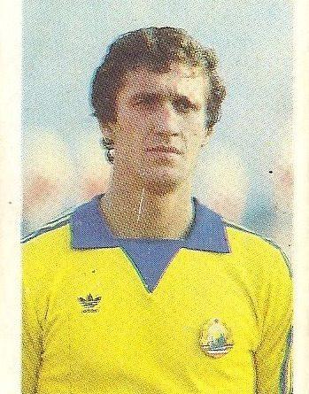 Eurocopa 1984. Camataru (Rumanía). Editorial Fans Colección.