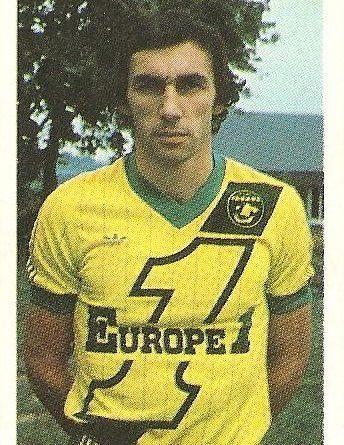 Eurocopa 1984. Bossis (Francia). Editorial Fans Colección.