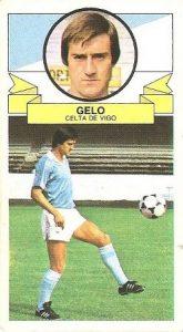 Liga 85-86. Gelo (Real Club Celta de Vigo). Ediciones Este.