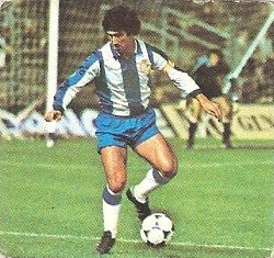Liga 82-83. Marañón (R.C.D. Español). Ediciones Este.