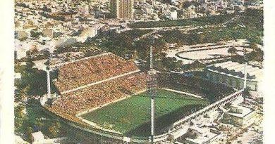 Trideporte 84. Estadio José Rico Pérez (Hércules C.F.). Editorial Fher.