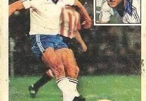 Liga 81-82. Amorrortu (Real Zaragoza). Ediciones Este.