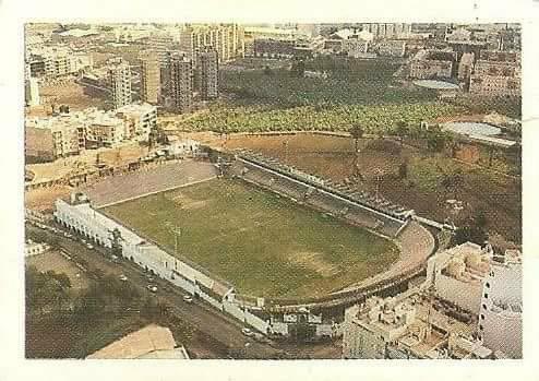Trideporte 84. Estadio Heliodoro Rodríguez (C.D. Tenerife). Editorial Fher.