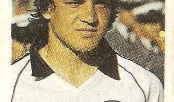 Eurocopa 1984. Magath (Alemania Federal) Editorial Fans Colección.