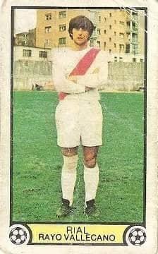 Liga 79-80. Rial (Rayo Vallecano). Ediciones Este.