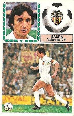 Liga 83-84. Saura (Valencia). Ediciones Este.
