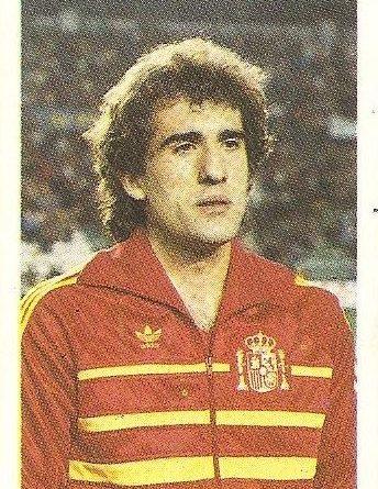 Eurocopa 1984. Goicoechea (España). Editorial Fans Colección.